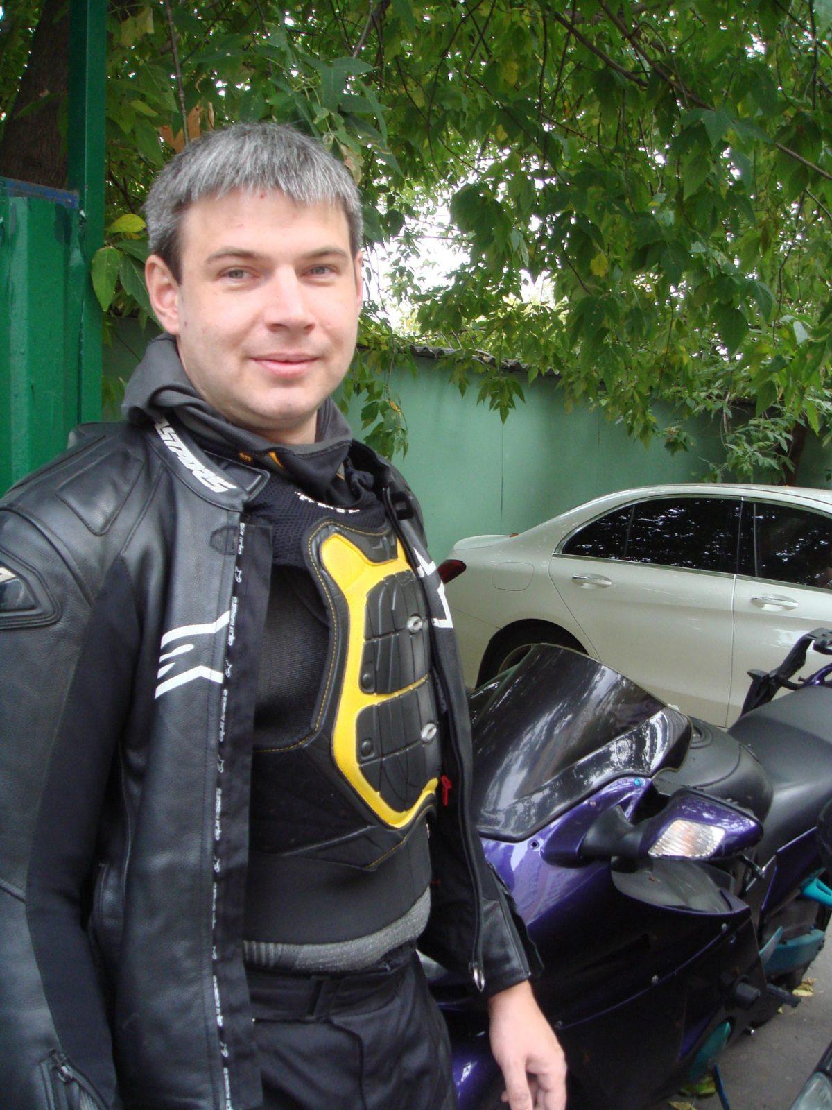 Частный мотоинструктор