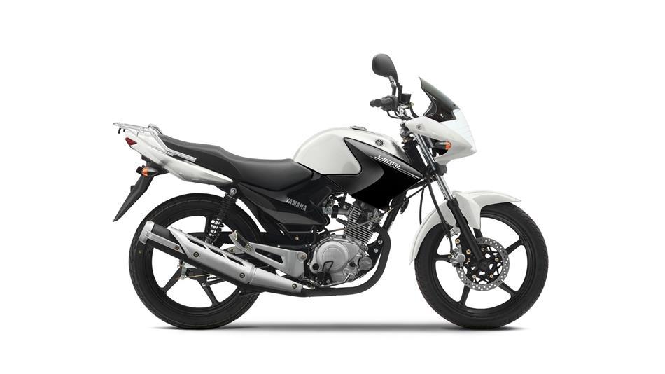 Yamaha ybr 125 учебный мотоцикл.