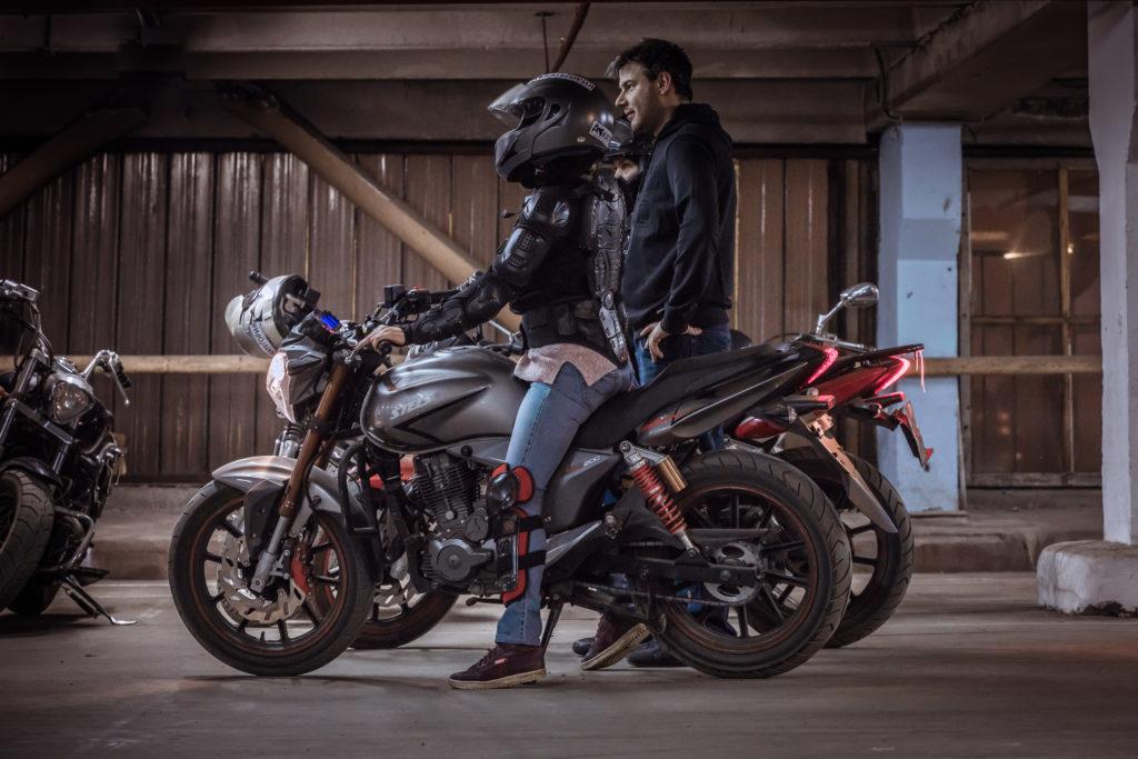 Акция - пробное занятие по вождению мотоцикла - бесплатно.