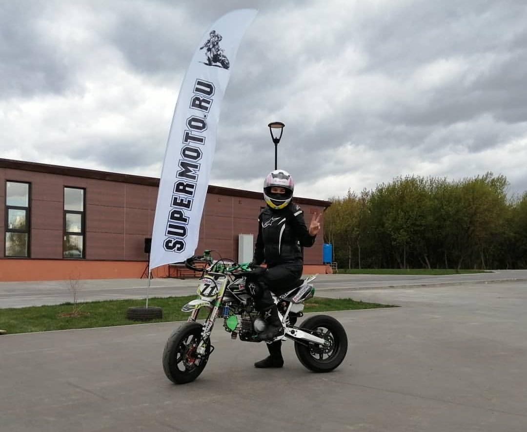 1й чемпионат России по минимотарду